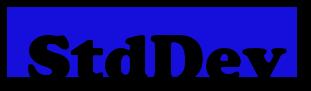SQL STDDEV Function